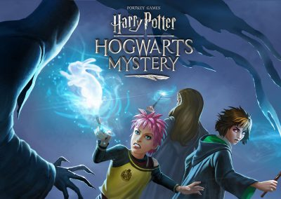 Harry Potter : Howarts Mystery